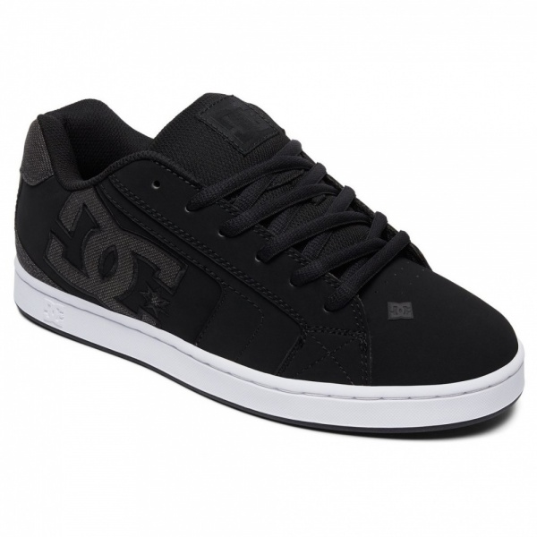 DC SHOES NET SE XKKS BLACK GREY