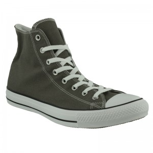 Converse Hi All Star Charcoal