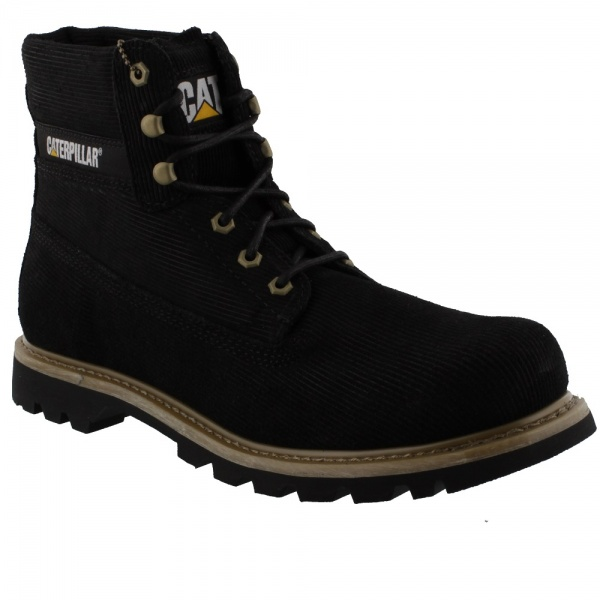 CAT COLORADO CORDUROY BLACK