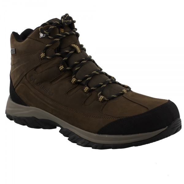 Columbia Terrebonne™ II Outdry™ Mid-Cut Trail Shoes Mud/Curry