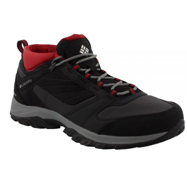 Columbia Terrebonne™ II Sport Omni-Tech™ Shoe Black/Lux Red