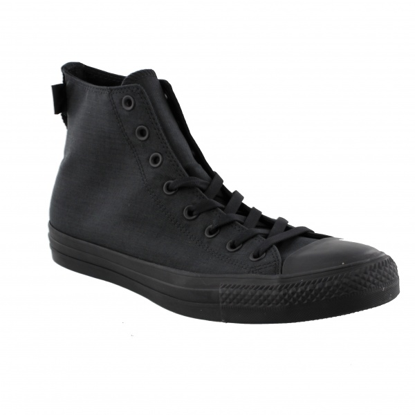 CHUCK TAYLOR ALL STAR - HI - BLACK/BLACK/BROWN 161428C