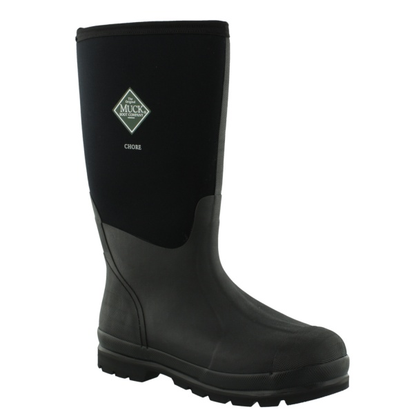 Muck Boot Co. CHORE - Wellies Hi Black