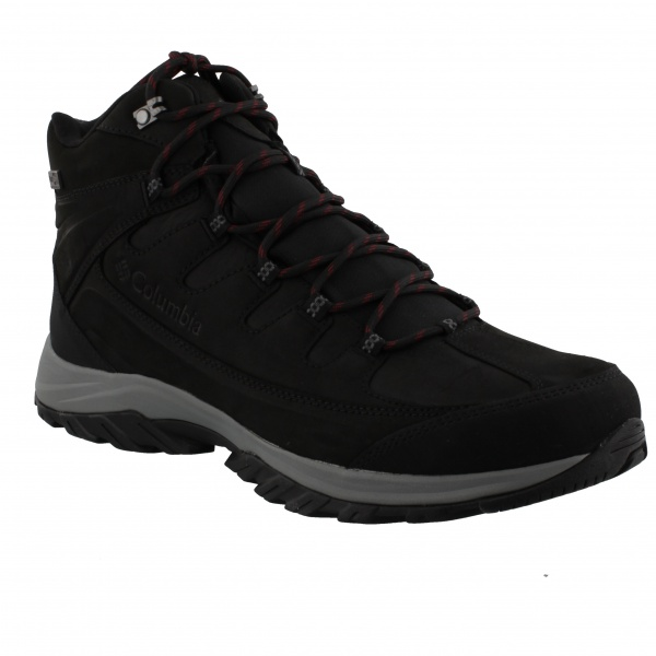 Columbia Terrebonne™ II Outdry™ Mid-Cut Trail Shoes Black/Lux