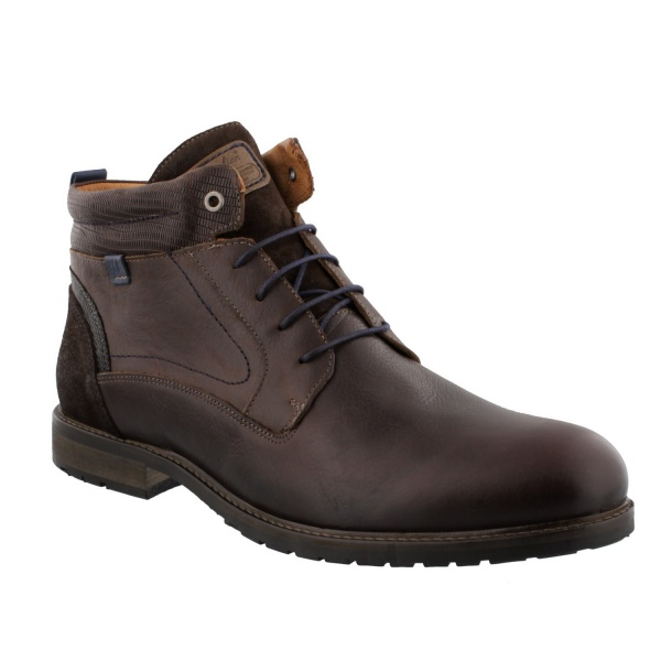 Australian Footwear CONLEY DARK BROWN