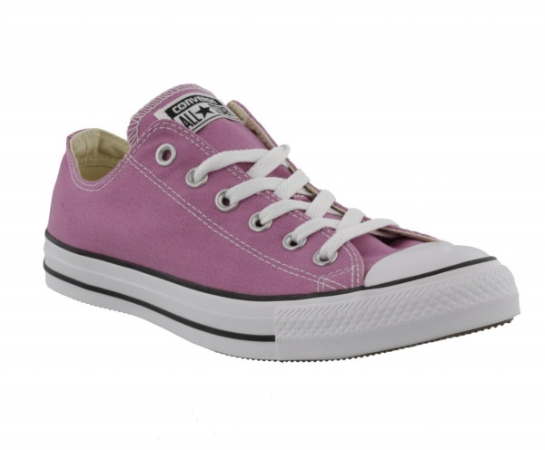 Converse All Star Ox Powder Purple