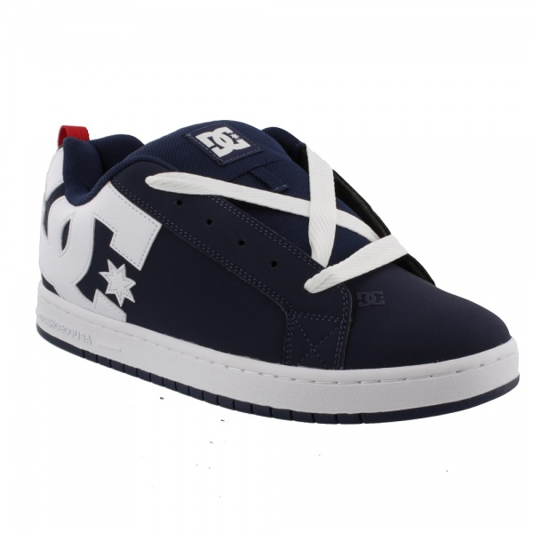 DC SHOES COURT GRAFFIK NA4 NAVY