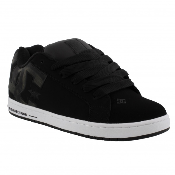 DC SHOES COURT GRAFFIK SE BLO BLACK CAMO