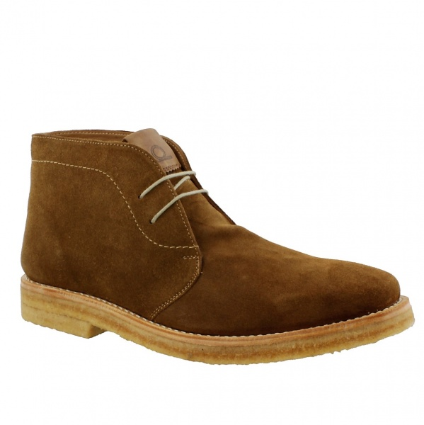 Chatham Dodge Desert Boot Tan