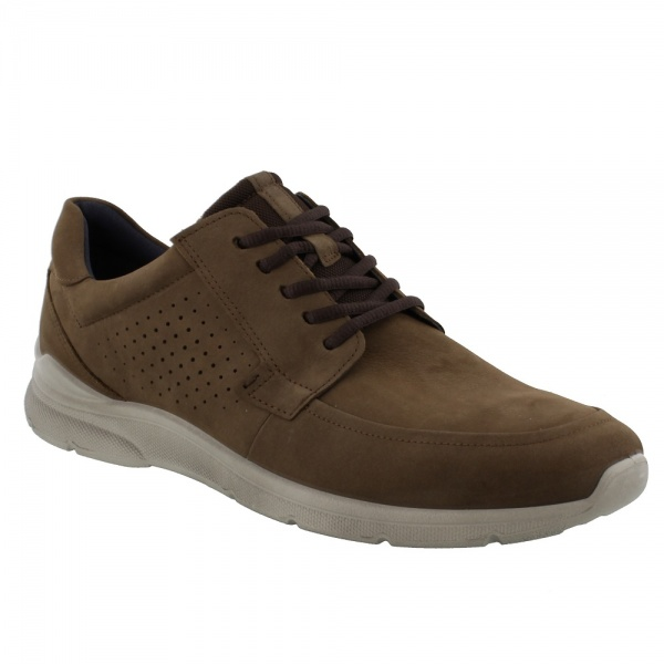 Ecco Irving Cocoa Brown