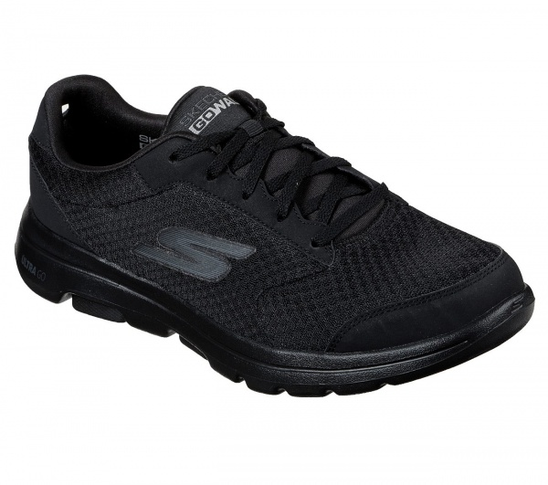 SKECHERS GoWalk Qualify 55509 Black