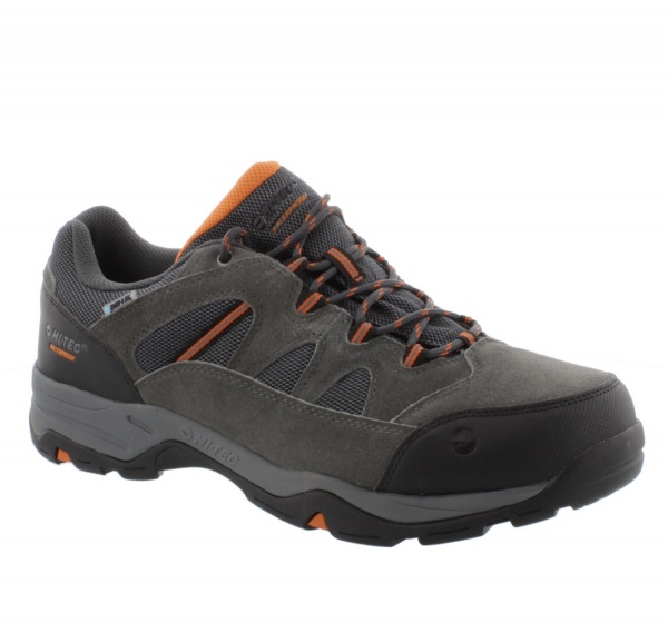 Hi-Tec Bandera II low WP Charcoal