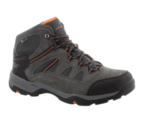 Hi-Tec Bandera II WP Boot Charcoal