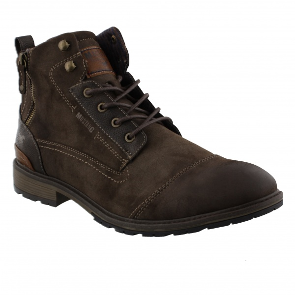 Mustang Maverick Boot Dark Brown