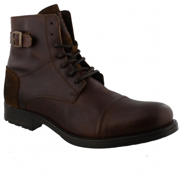 Mustang McDonald Boots Mid Brown