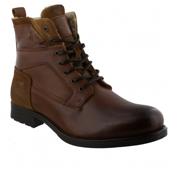 Mustang Milo Boots Chestnut