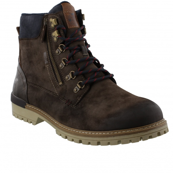 Mustang Mateo Boot Dark Brown