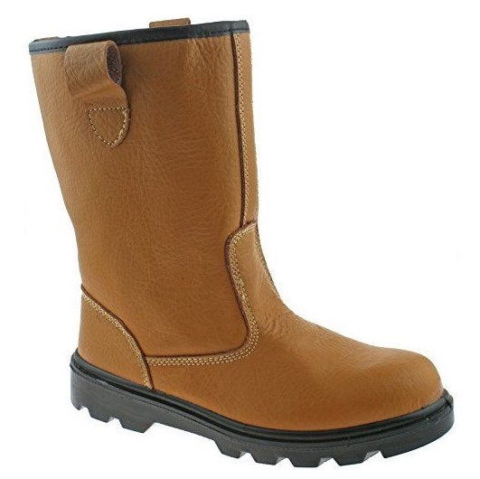 Grafters M020BSM Rigger Boot Brown