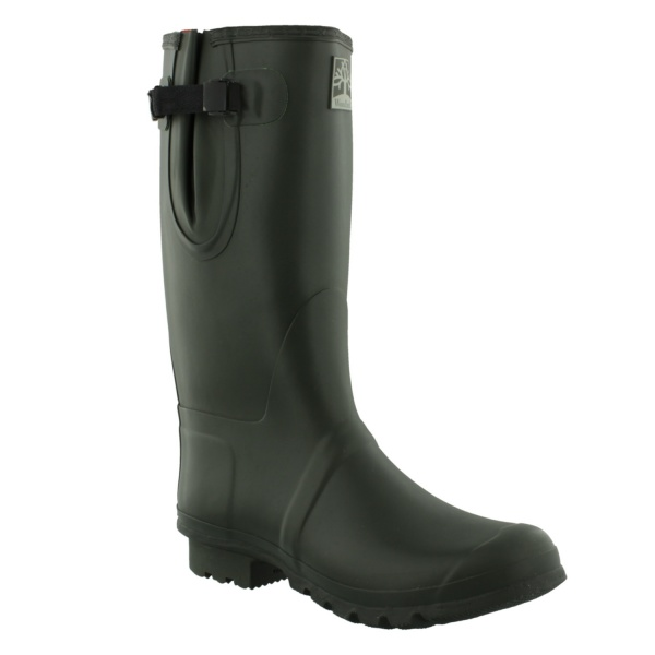 Woodland 258E Wellies - Green