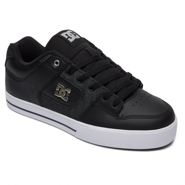 DC Shoes PURE SE M XKSK BLACK GREY