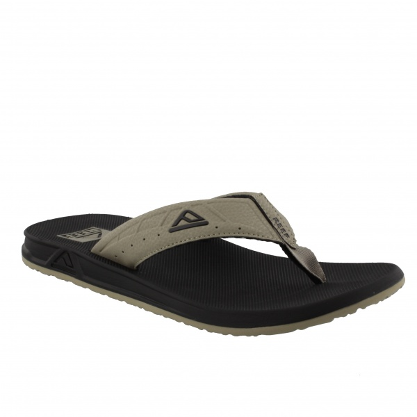 Reef Sandal Phantoms Black/Tan