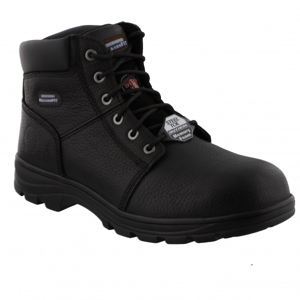 SKECHERS WORKSHIRE SAFETY BOOT