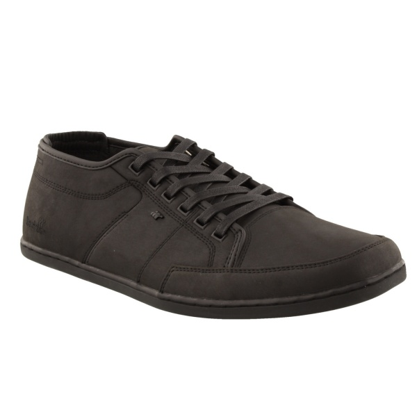 BOXFRESH SPARKO BSC LEATHER BLACK E-14062