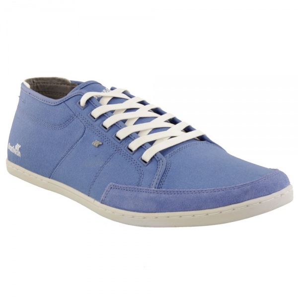 BOXFRESH SPARKO WXD CANVAS TRUE BLUE - SIZE 12 E-12041