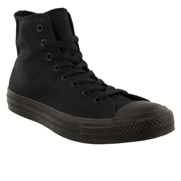 CONVERSE Hi BLACK MONO ALL STAR
