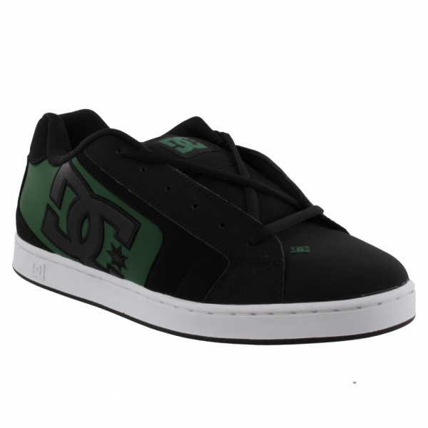 DC Shoes Net XKKG BLACK BLACK GREEN