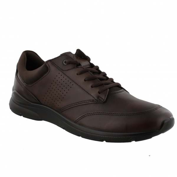 Ecco Irving Cocoa Brown Coffee