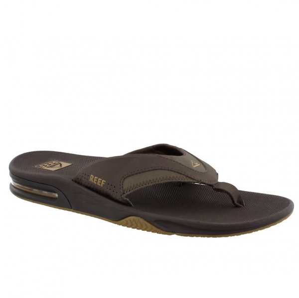 Reef Sandal Fanning Brown gum