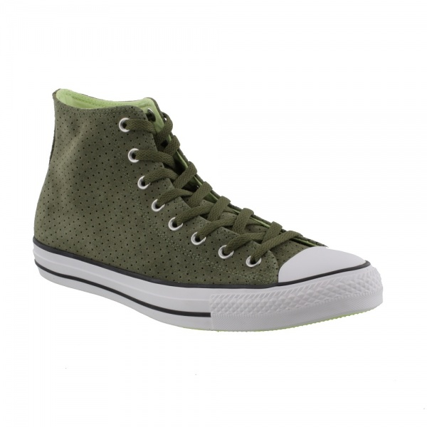 CHUCK TAYLOR ALL STAR - HI - FIELD SURPLUS/VOLT GLOW/WHITE