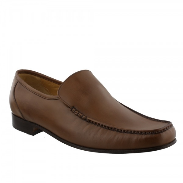 Barker Javron Burnished Brown