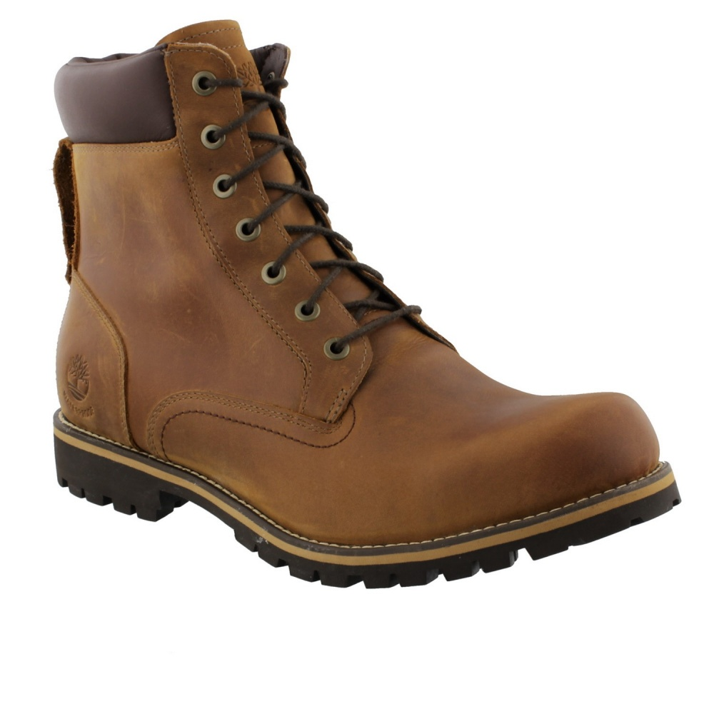 Timberland 6'' Rugged WP Boot Med Brown