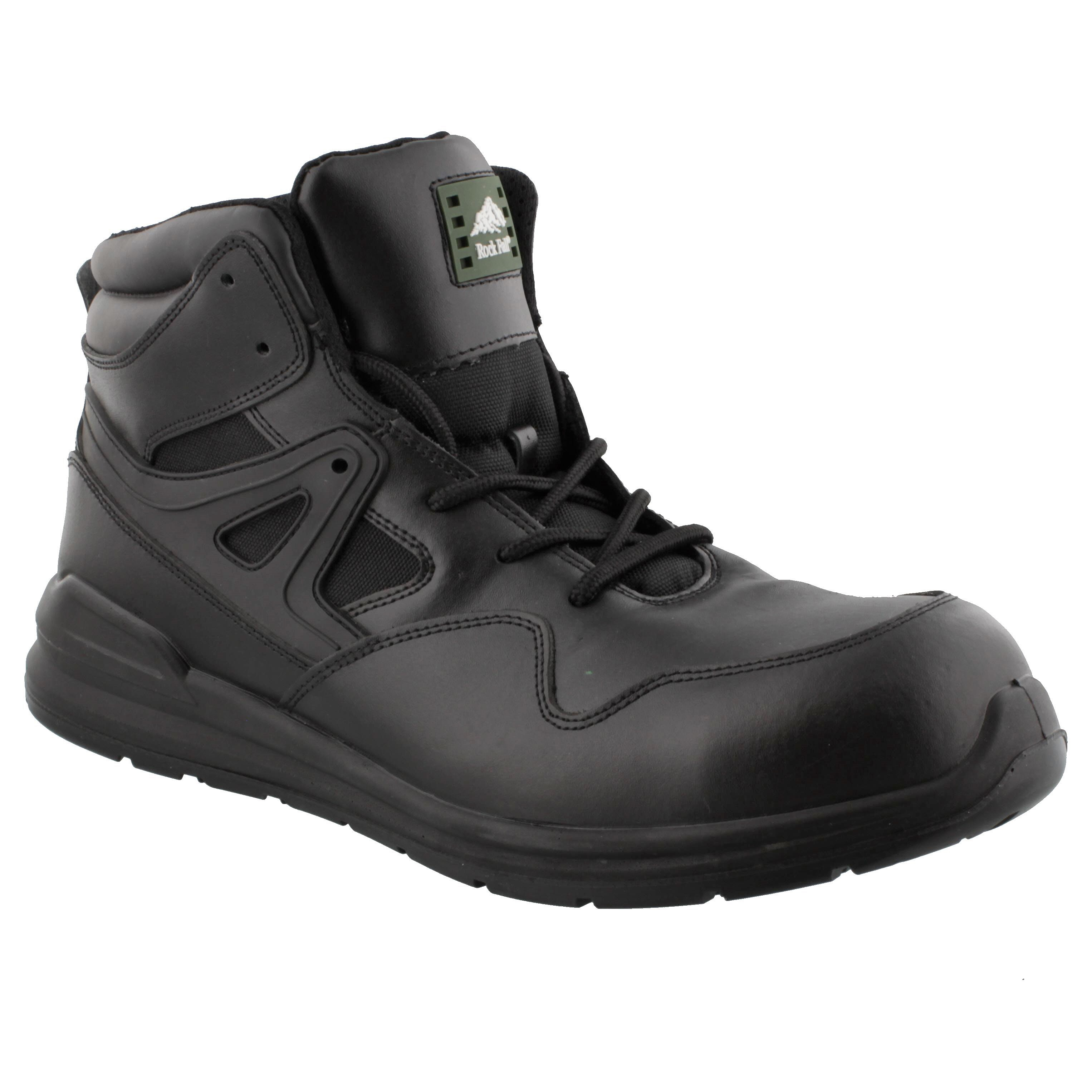 Rockfall Graphite Safety Boot RF670 Black