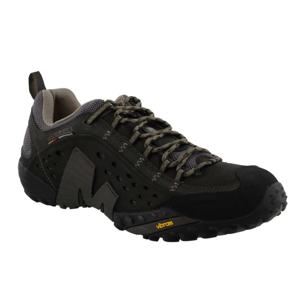 MERRELL INTERCEPT J73703 SMOOTH BLACK