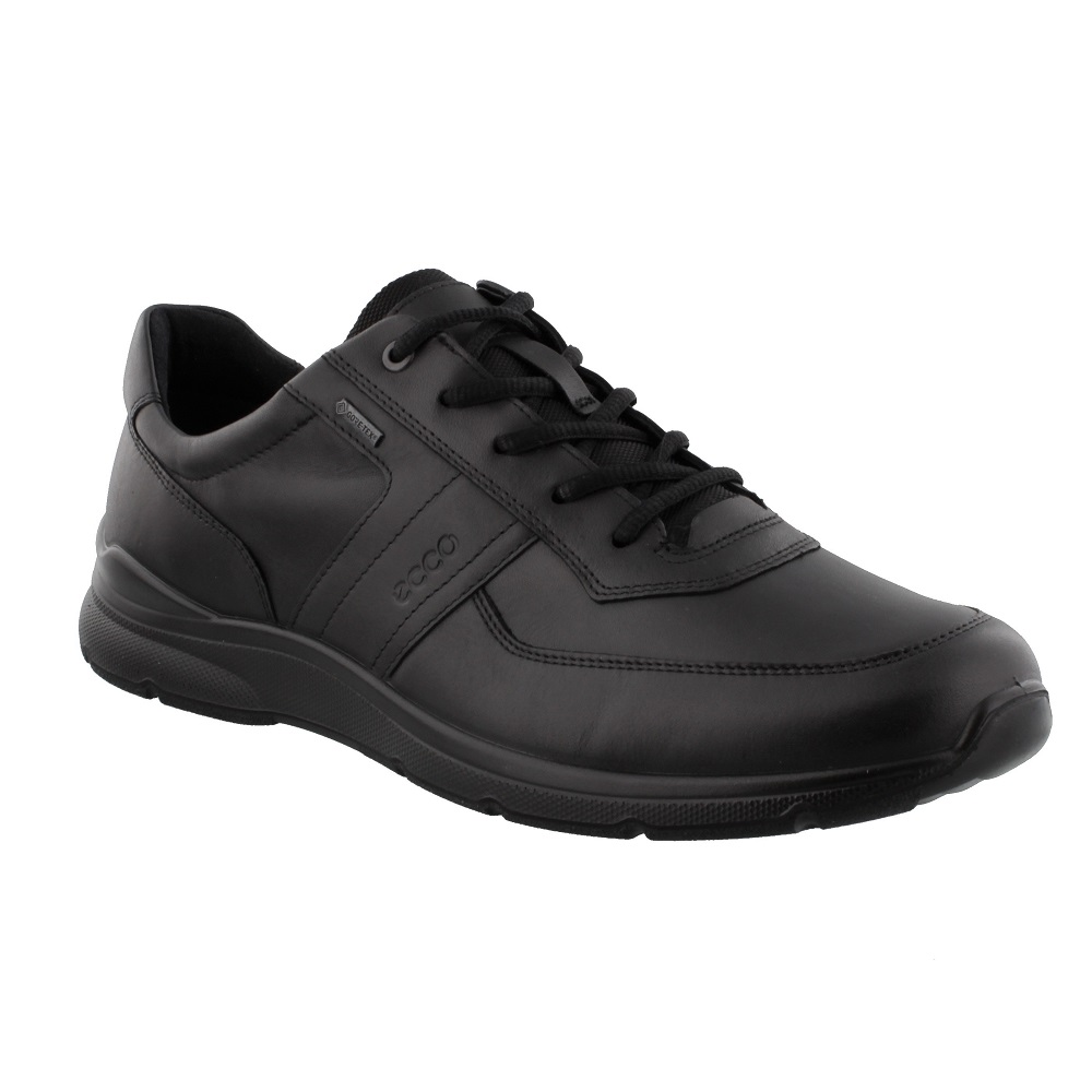 Ecco Irving Black Luxe