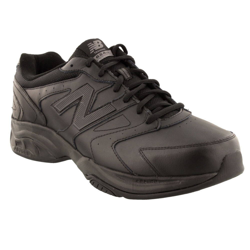 New Balance MX624-4E Xtra Wide Black
