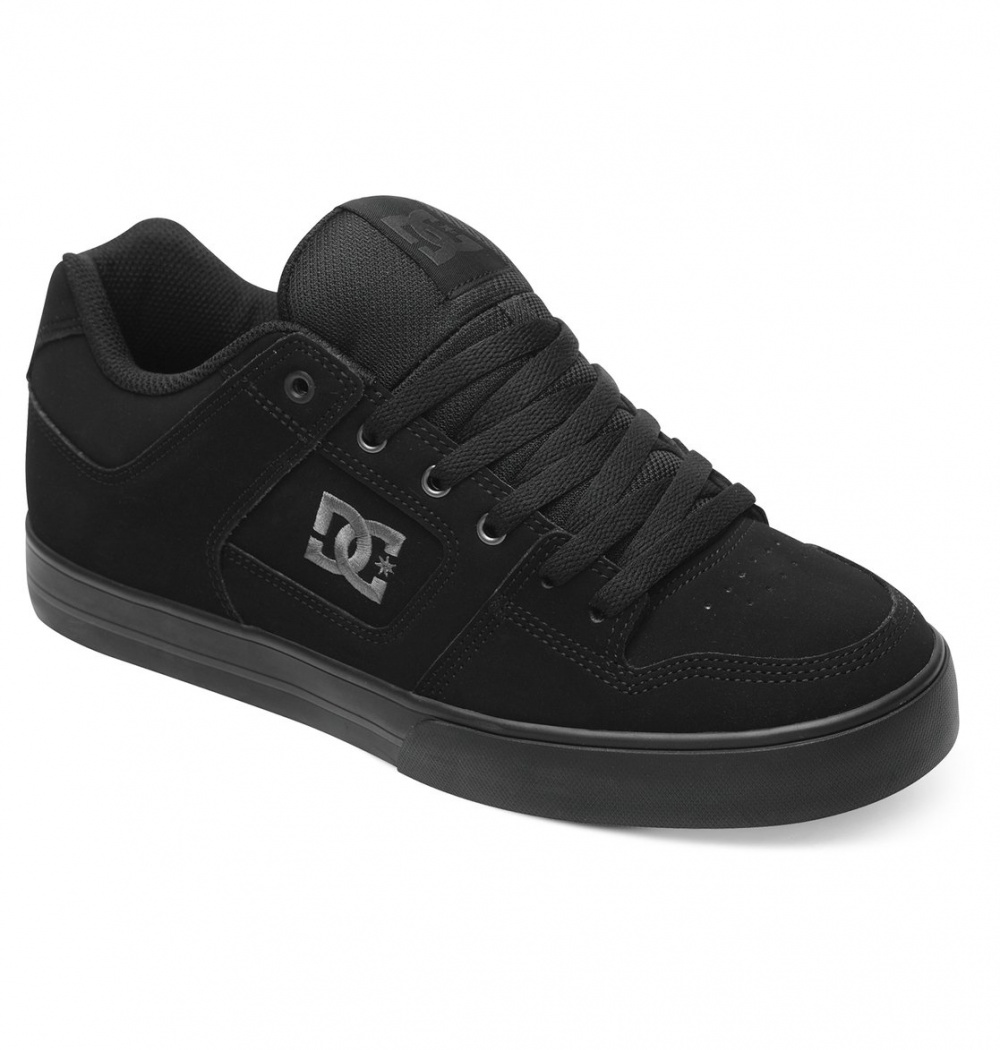 DC SHOES PURE LPB BLACK