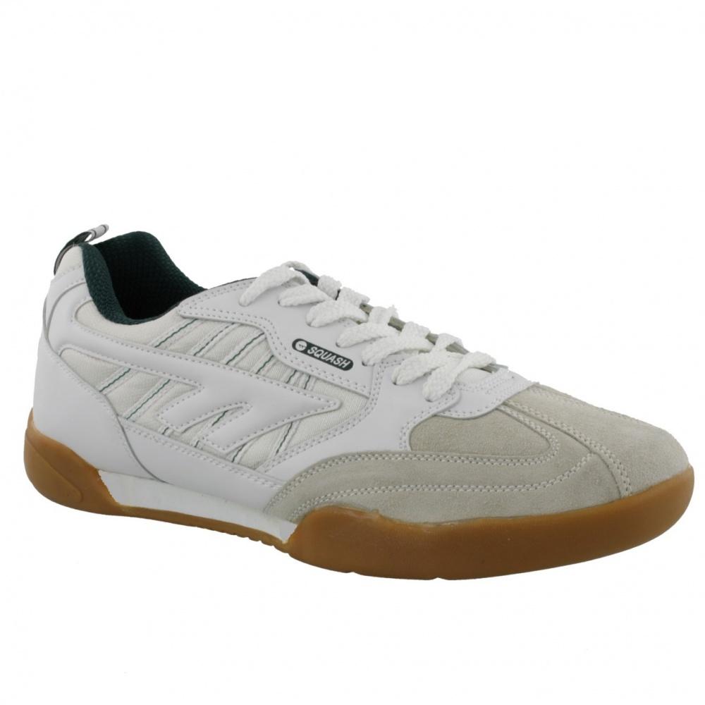 Hi-Tec Squash Classic White/Green