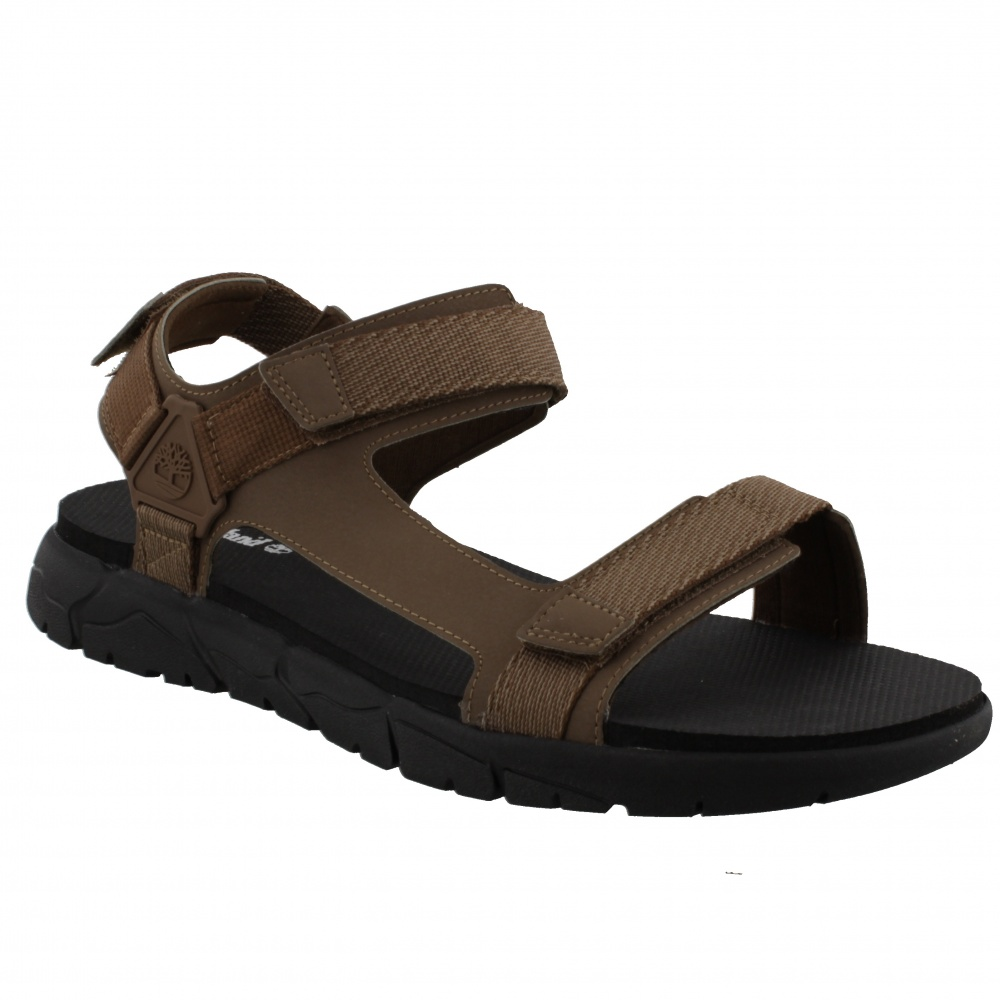 Timberland WINDHAM TRAIL BACKSTRAP SANDAL 0A1VVY BROWN
