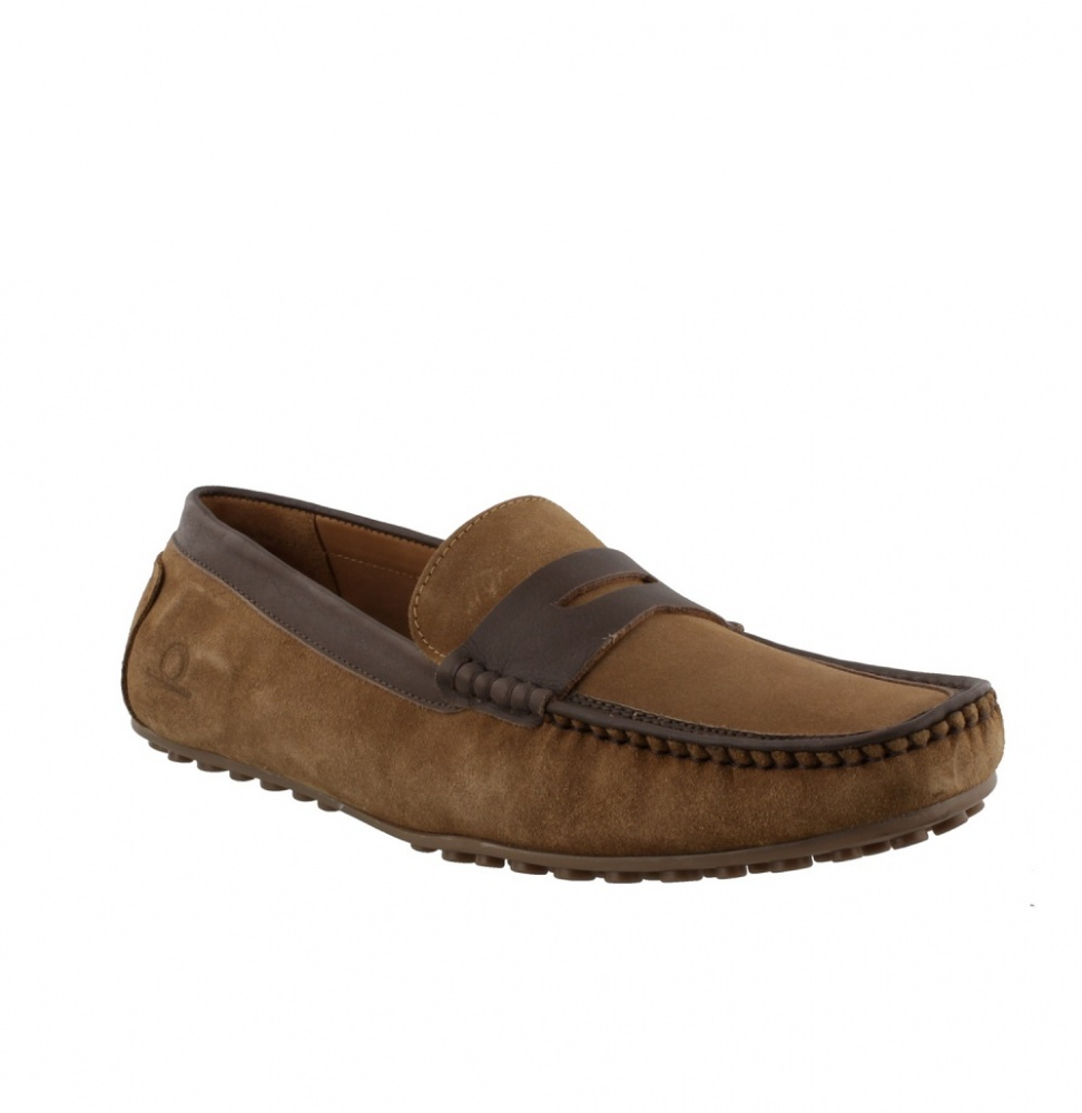 CHATHAM TOGA TAN SUEDE