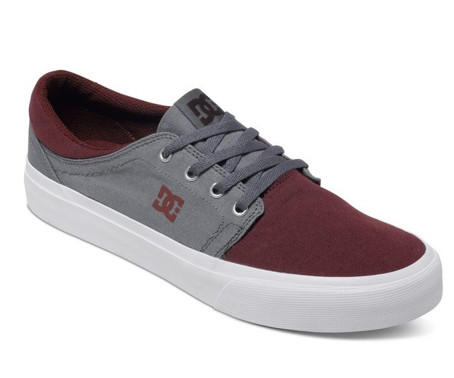 DC SHOES TRASE TX OXBLOOD