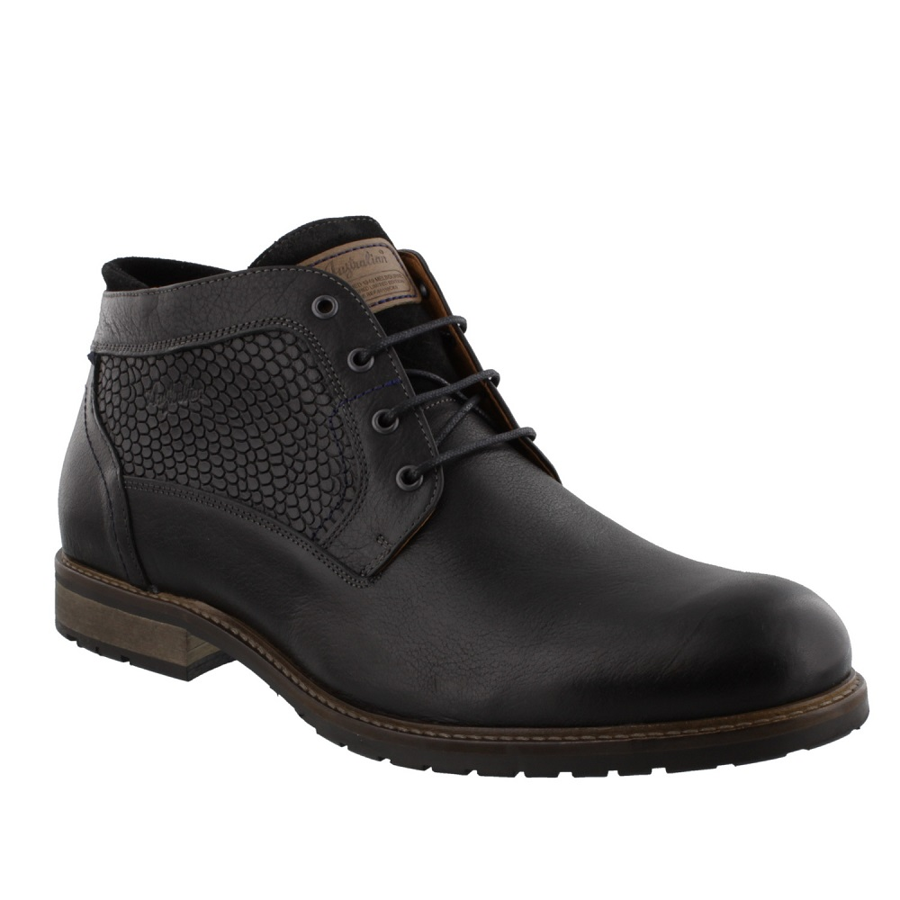 Australian Footwear WARNER BLACK