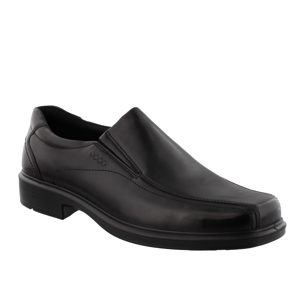 ecco Helsinki Slip-on Black 050134