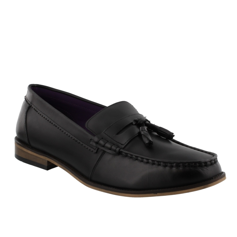 LAMBRETTA Portobello loafer black