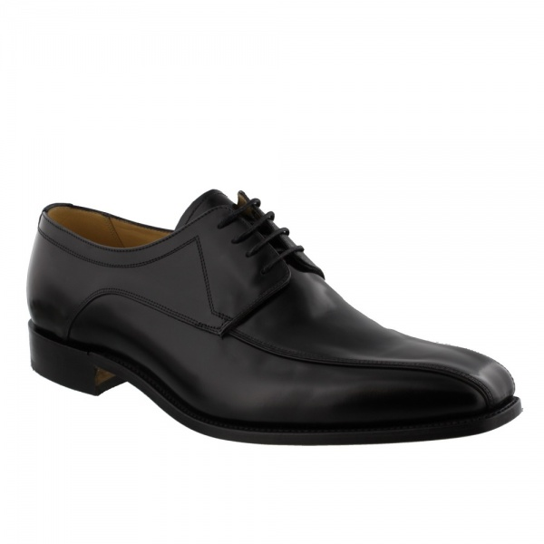 Barker Newbury Hi Shine Black