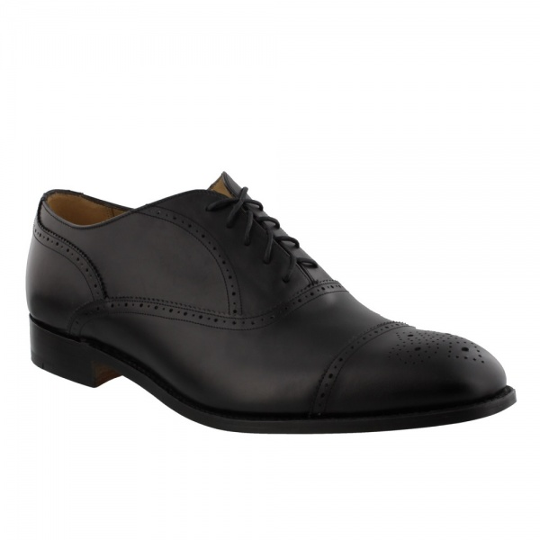 Barker Newcastle Black
