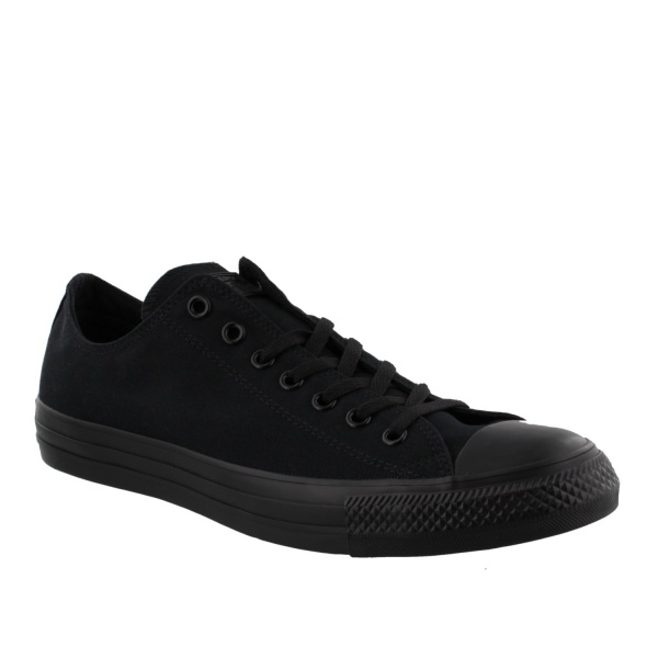 Converse All Star Ox Monochrome Black